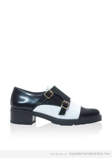 Zapatos Monkstrap marca Liberitae baratos, outlet