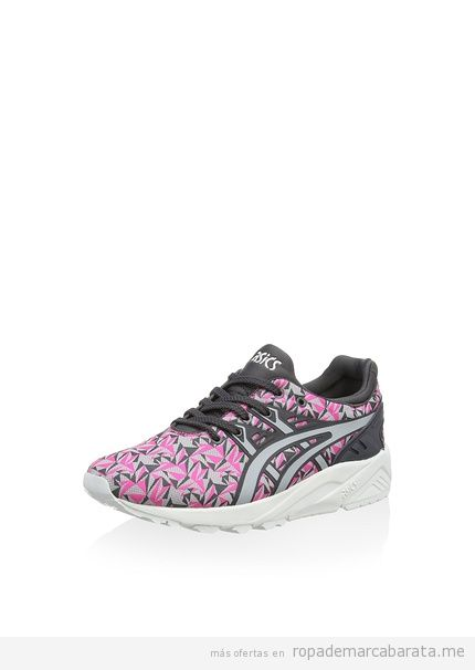 Zapatillas deporte marca Asics mujer baratas, outlet online