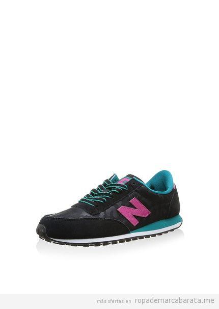 Zapatillas mujer marca New Balance baratas, outlet 3
