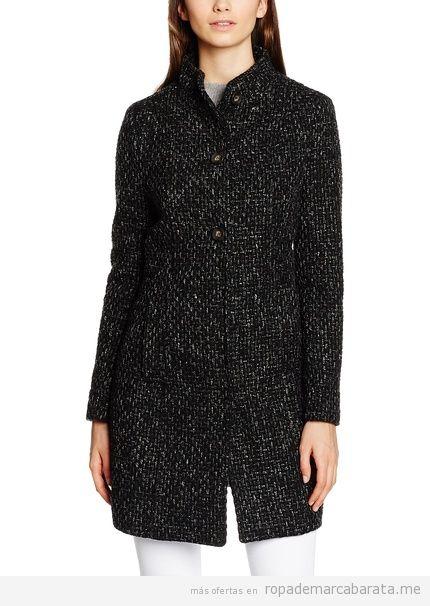 Abrigo mujer marca Assuili barato, outlet