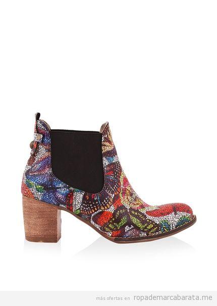 Botines colores marca Zapatos baratos, outlet online