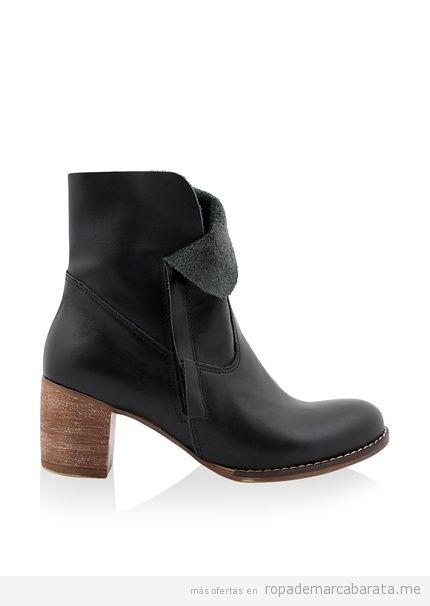 Botines negros marca Zapatos baratos, outlet onlineros marca Zapatos baratos, outlet online