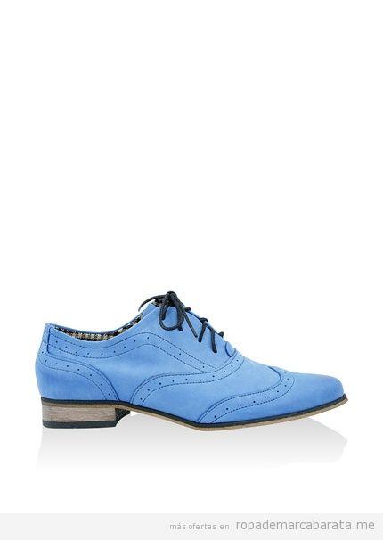Zapatos Oxford marca Zapatos baratos, outlet online