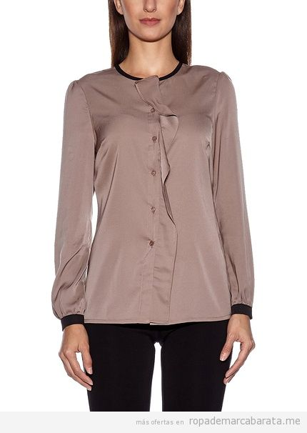 Blusa marca Misebla barata, outlet