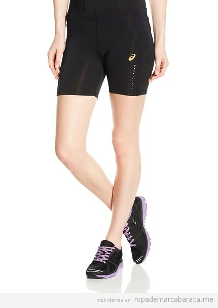 Shorts running marca Asics baratos, outlet online