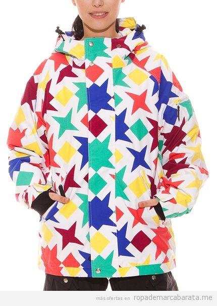 Anoraks y ropa abrigo marca Nikita baratos, outlet 3