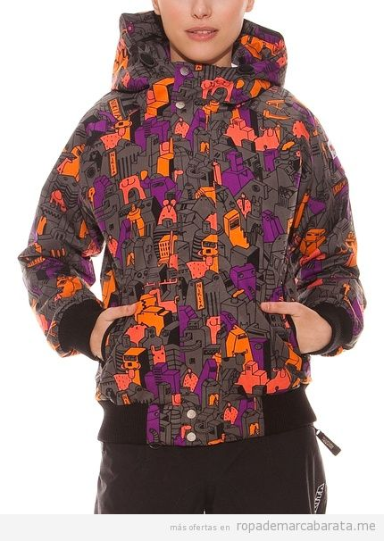 Anoraks y ropa abrigo marca Nikita baratos, outlet