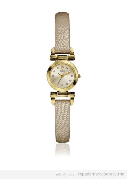Relojes mujer marca Guess baratos, outlet