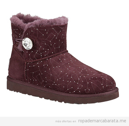 Botines mujer marca UGG baratos, outlet 3