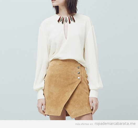 Outlet online ropa marca Mango, blusa