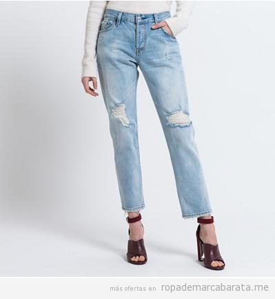 Pantalones vaqueros marca Levi's baratos, outlet 2