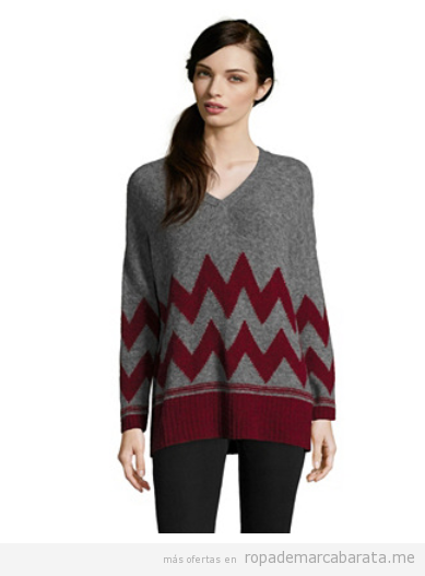 Jersey mujer marca Sisley baratos, outlet
