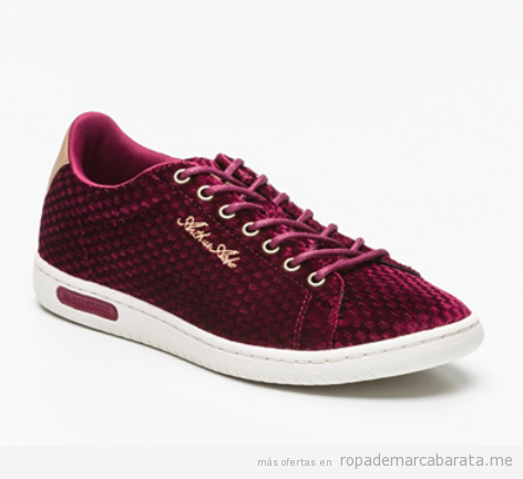 Zapatillas deportivas marca Le Coq Sportif baratas, outlet