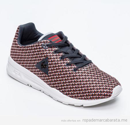 Zapatillas deportivas marca Le Coq Sportif baratas, outlet 2