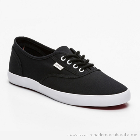 Zapatillas o sneakers mujer marca Levi's baratas, outlet 2