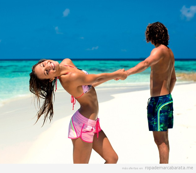 Bikinis y ropa de playa marca Sundek baratos, outlet online