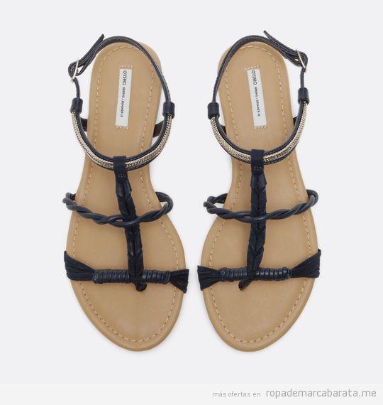 Sandalias de la marca Oysho baratas, outlet online