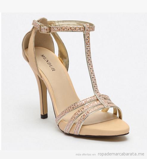 Sandalias de la marca Menbur baratas, outlet online