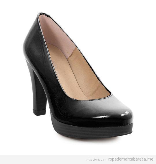 Zapatos tacón marca Abril baratos, outlet