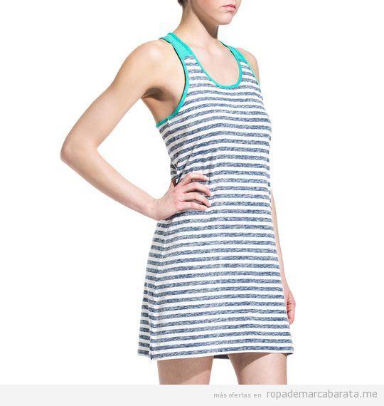 Vestido Playero marca Sundek barato, outlet