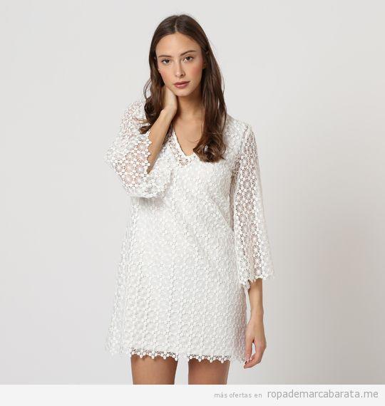 Vestidos verano marca Etxart & Panno baratos, outlet online 2