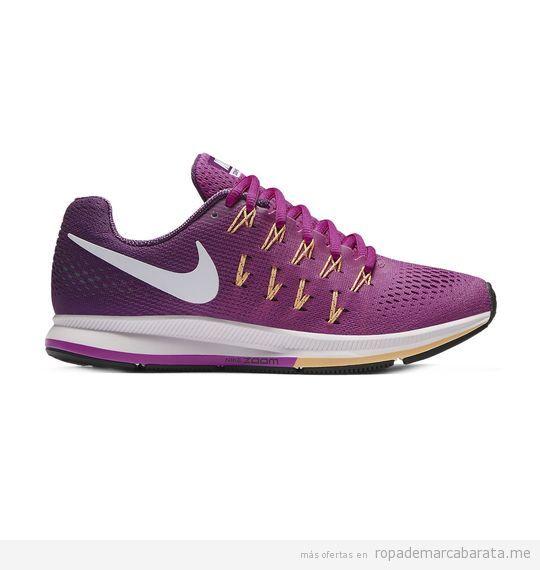 Zapatillas deportivas marca Nike para mujer baratas, outlet