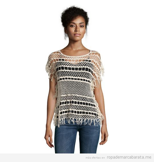 Top mujer marca Lois baratos, outlet