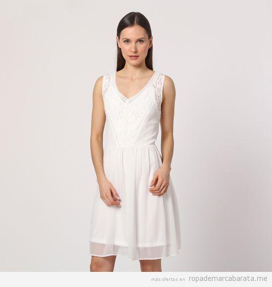 Vestidos de verano marca Vero moda baratos, outlet