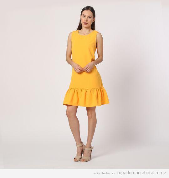 Vestidos de verano marca Vero moda baratos, outlet 2