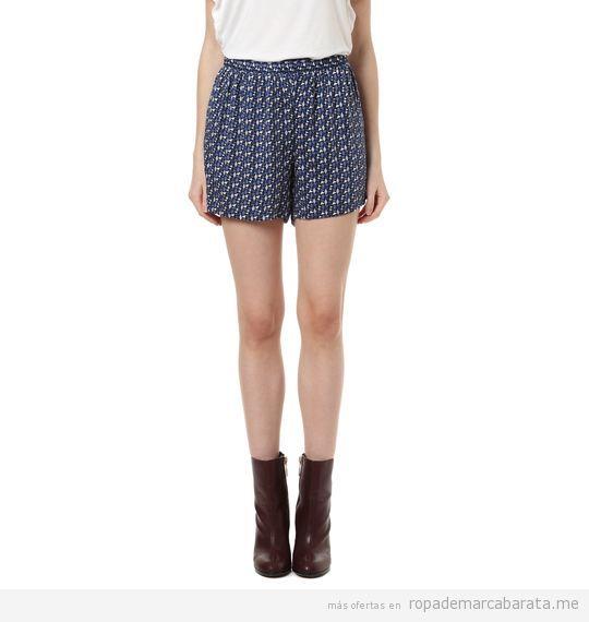 Shorts de mujer marca Skunkfunk baratos outlrt