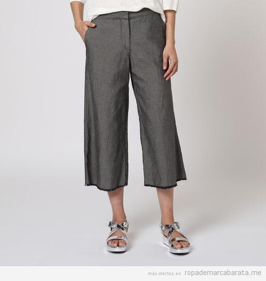 Pantalones marca Bimba y Lola baratos, outlet