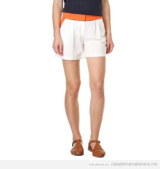 Shorts blancos marca sita murt baratos, outlet online