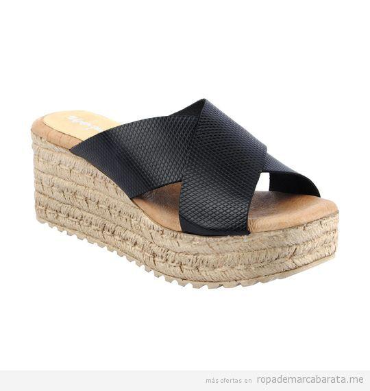 Sandalias mujer marca Menorquísimas baratas, outlet