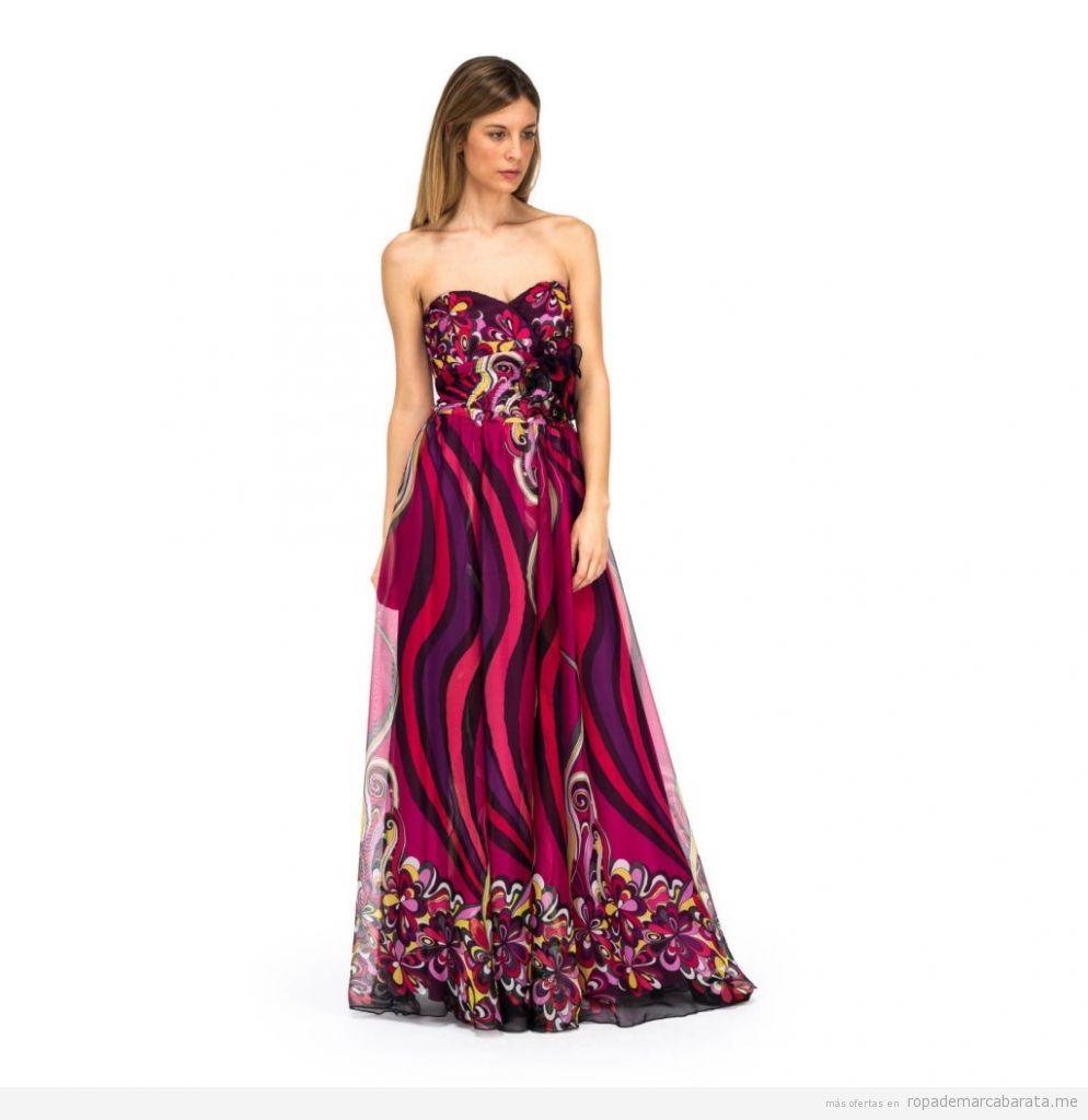 Vestidos elegantes para boda marca Barbarella baratos, outlet 2