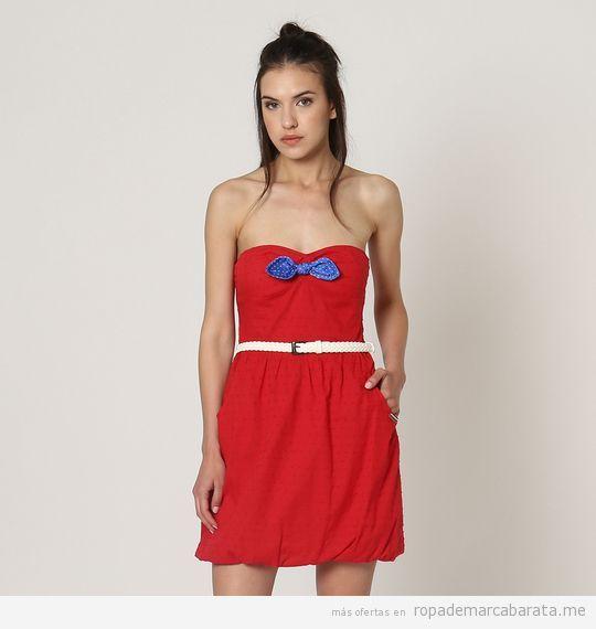 Vestidos verano marca Amarillolimón baratos, outlet 3