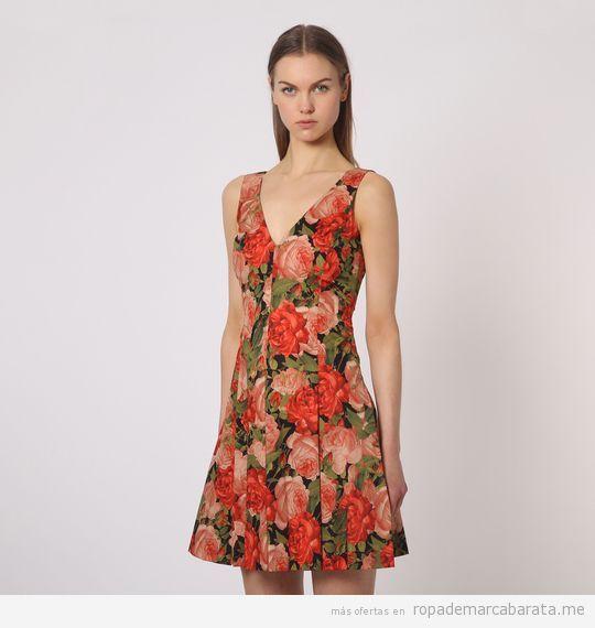 Vestidos de la diseñadora Isabel de Pedro baratos, outlet 2