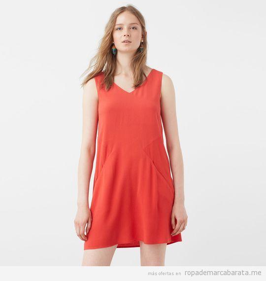Vestidos marca Mango baratos, outlet 2