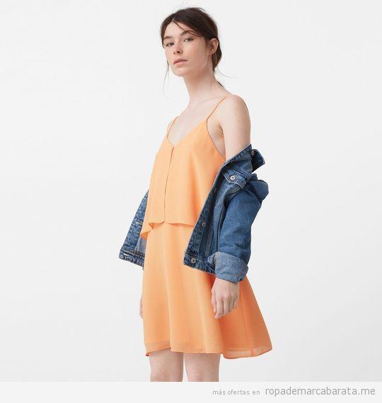 Vestidos marca Mango baratos, outlet 3