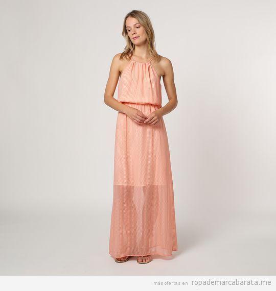 Vestidos elegantes marca Javier Simorra baratos, outlet online