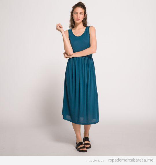 Vestido verano marca American Vintage barato, outlet