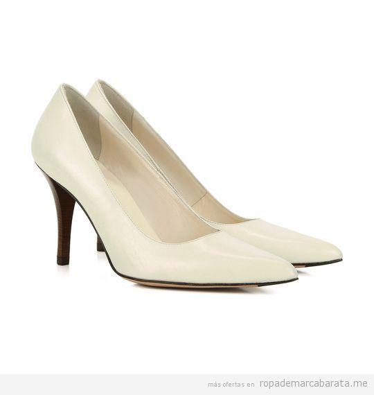 Zapatos tacón marca Farrutx baratos, outlet online