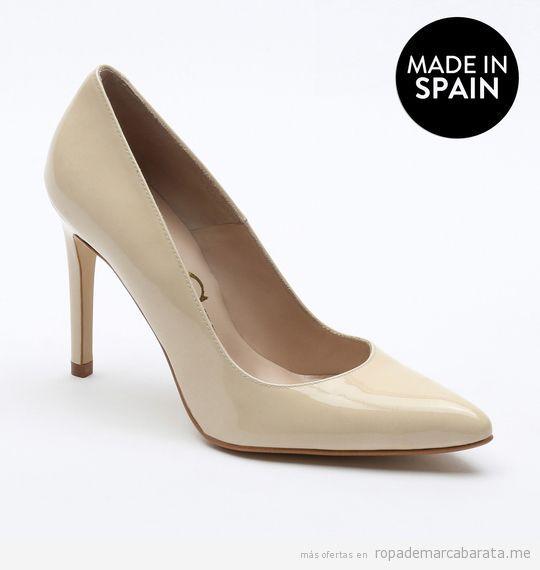 Zapatos tacón marca Paco Gil baratos, outlet 2