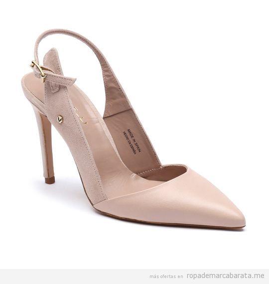 Zapatos tacón marca Martinelli baratos, outlet