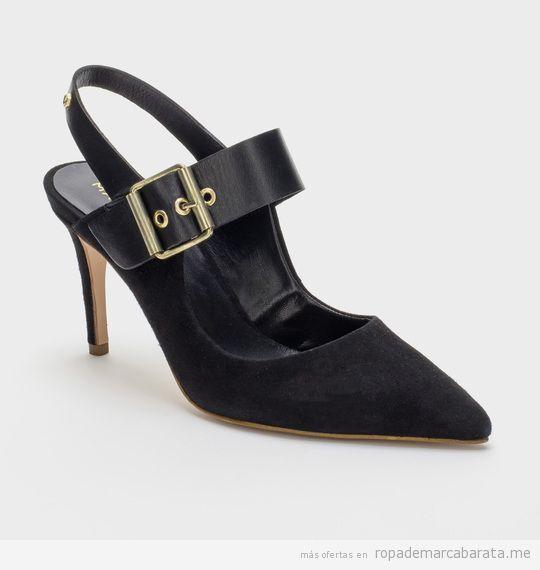 Zapatos tacón marca Martinelli baratos, outlet 2