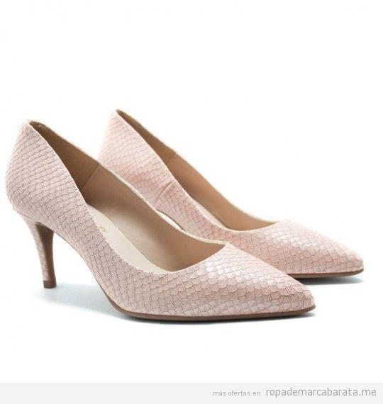 Zapatos de tacón de la marca Renatta baratos, outlet