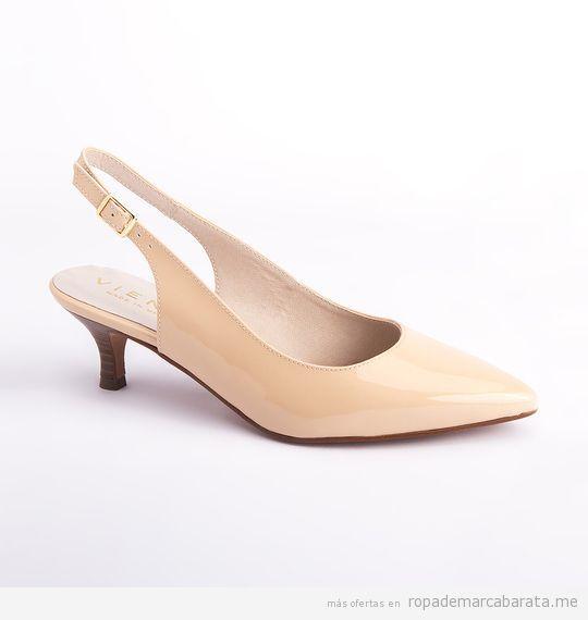 Zapatos elegantes marca Vienty baratos, outlet