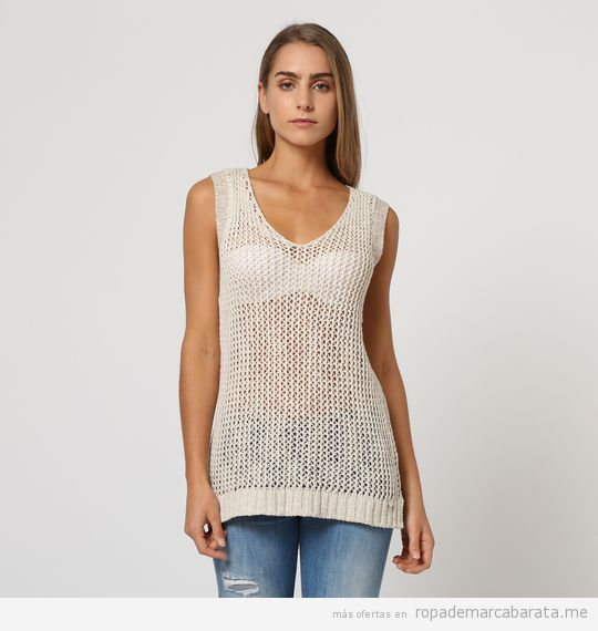 Top mujer mujer marca Salsa barata, outlet