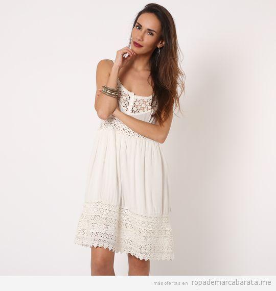 Vestidos fibras naturales marca Savage Culture baratos, outlet 2