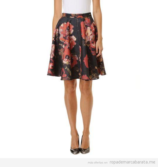 Faldas marca Fornarina de rebajas, outlet