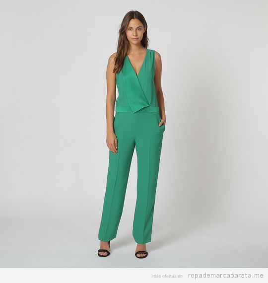 Mono verde marca Angel Schlesser barato, outlet